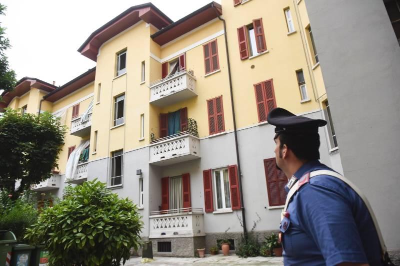 Donna decapitata a Milano