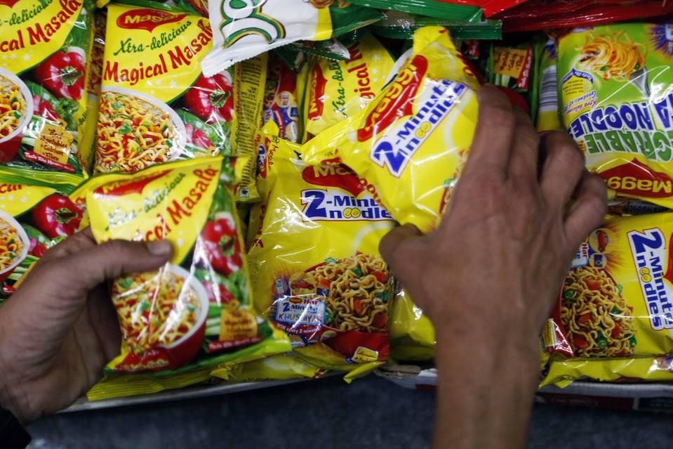 I noodles incriminati