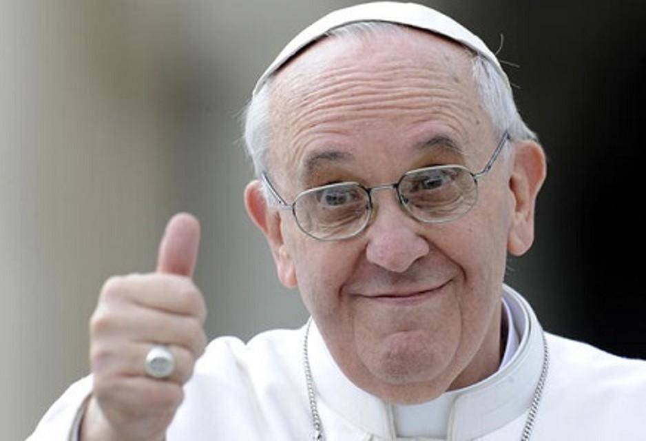 Papa Francesco accoglie 5 nuove proposte