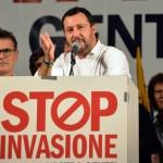 Salvini immigrazione problema