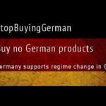 #boycottgermany