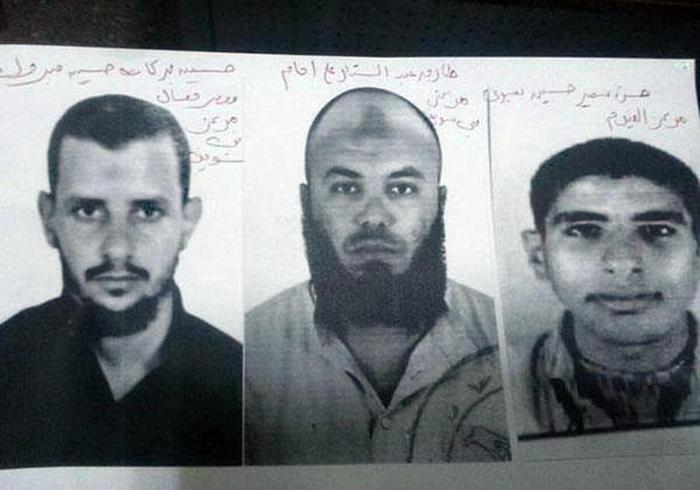 Attentatori Isis