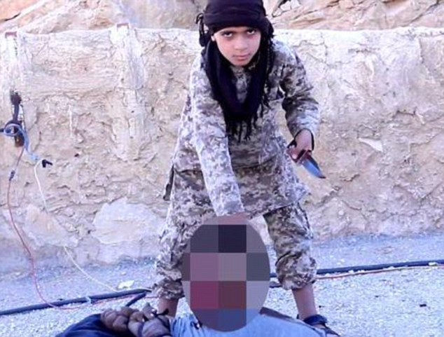Bambino Isis
