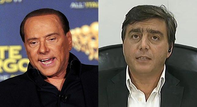 Berlusconi e Lavitola