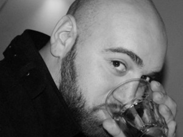 Il 32enne Luca Ferrara