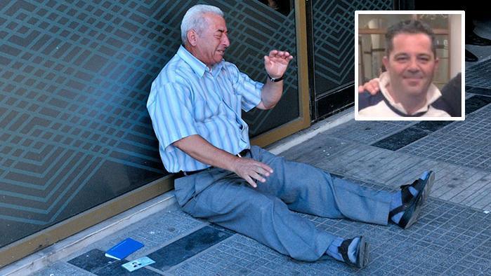 Il pensionato greco ed il suo benefattore