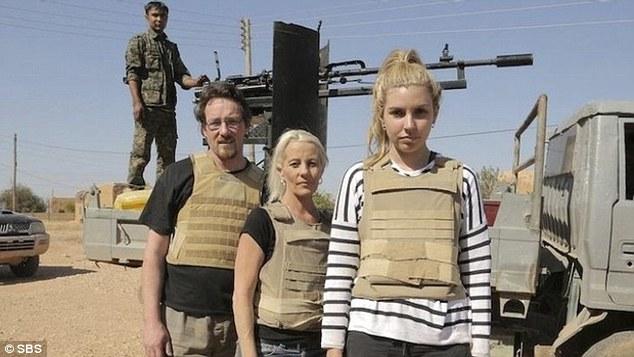 Reality show affronta l'Isis
