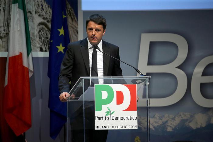 Renzi a expo dal 2016 abolita la tassa sulla prima casa for Scaglioni irpef 2016