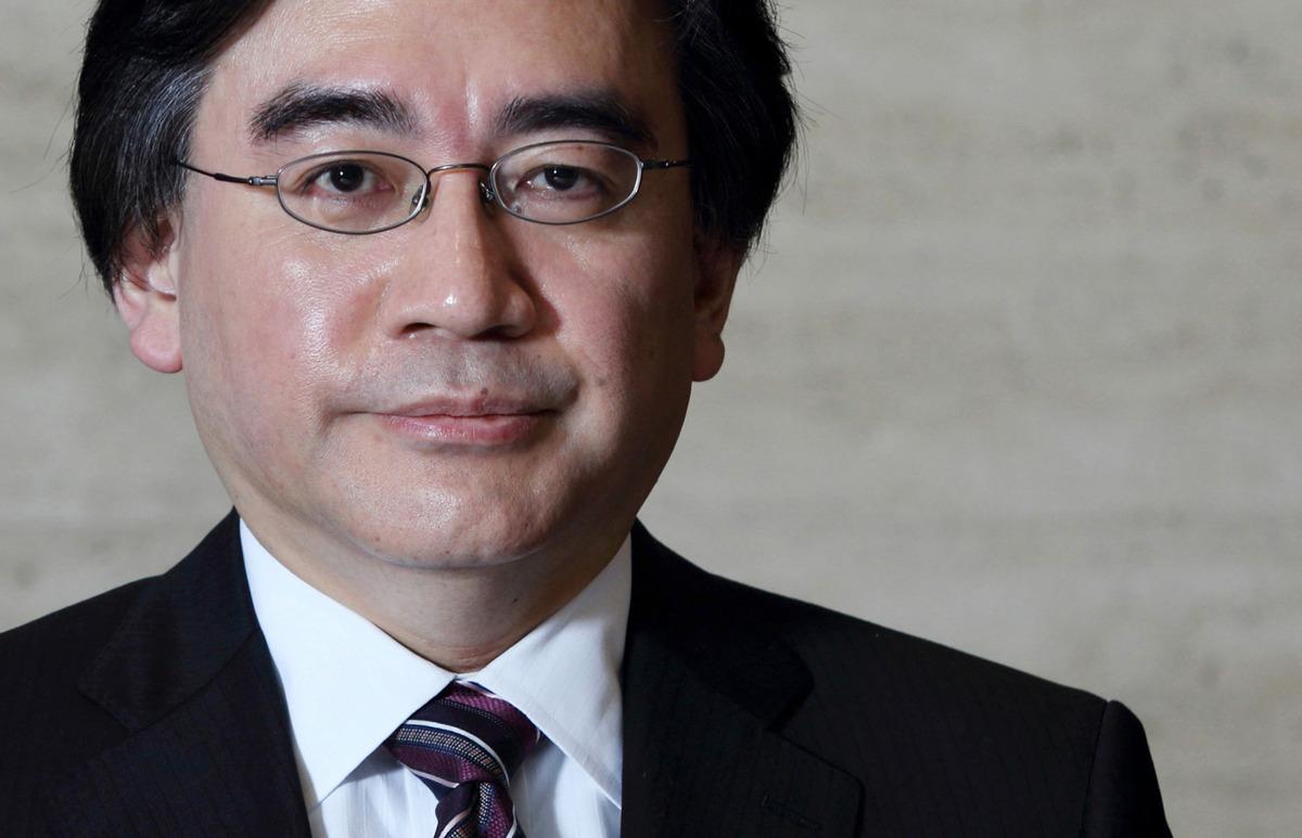 Satoru Iwata Presidente Nintendo
