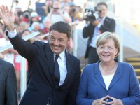 Renzi Merkel immigrazione