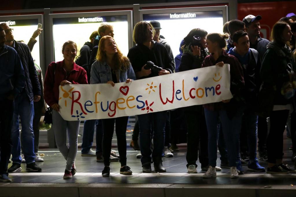 Accoglienza ai migranti in Germania