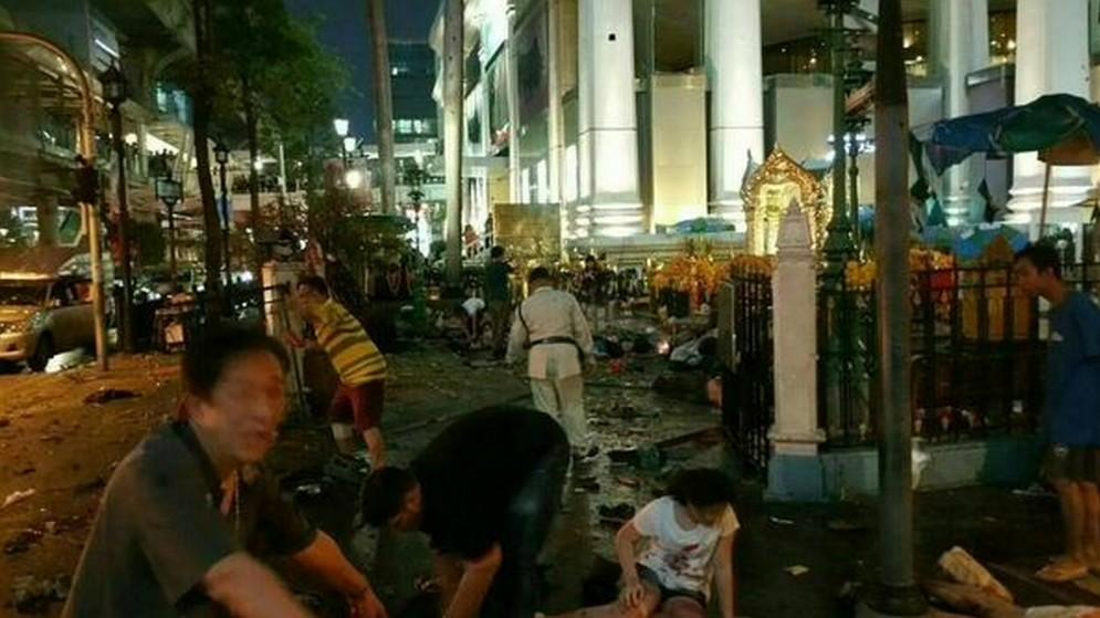 Attentato a Bangkok
