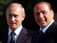 Berlusconi Putin Ucraina