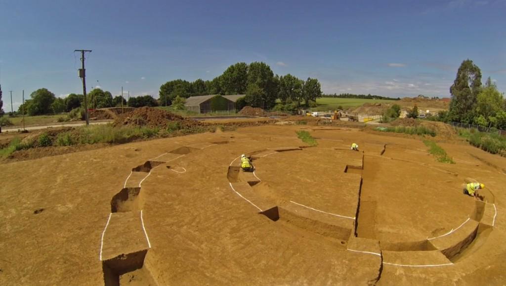 Il sito del nuovo Stonehenge