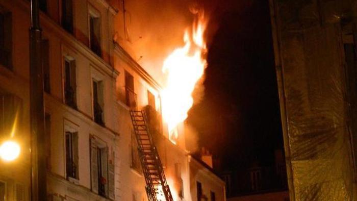Incendio a Parigi_