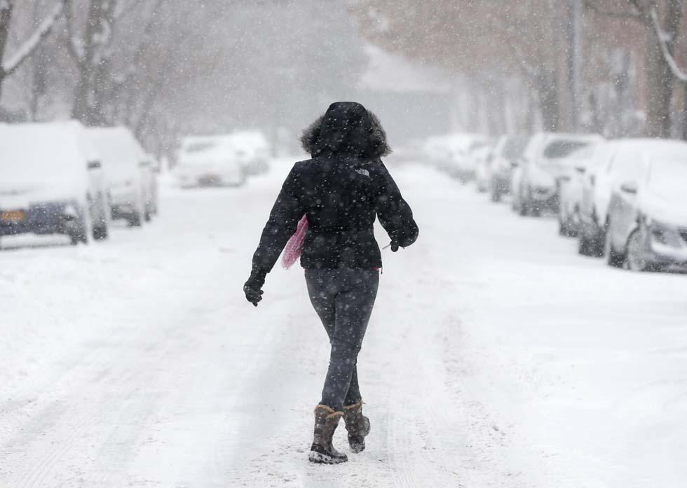 Aumento rischi infarto con il freddo
