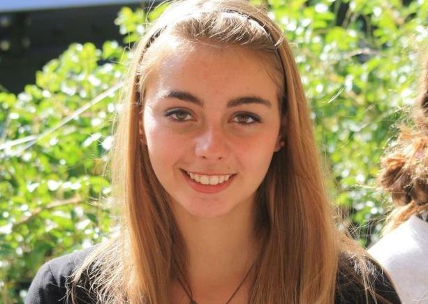 La blogger Felicia Czochanski