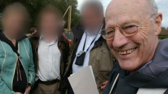 L'ex Vescovo Peter Ball