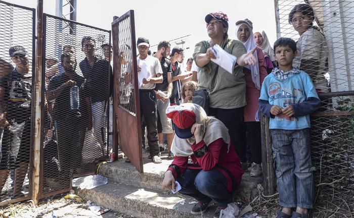 Migranti a Monaco