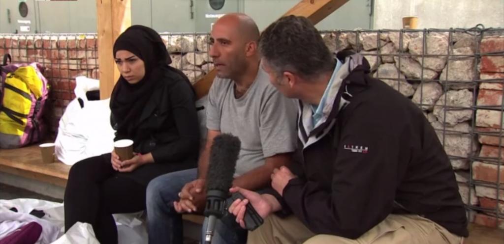 Migranti vogliono stare in Germania