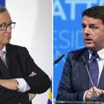 Renzi Juncker tasse