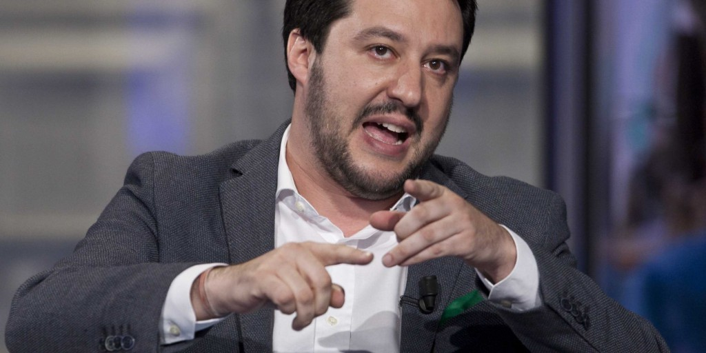 Salvini accusa Renzi
