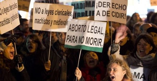 Spagna riforma legge aborto