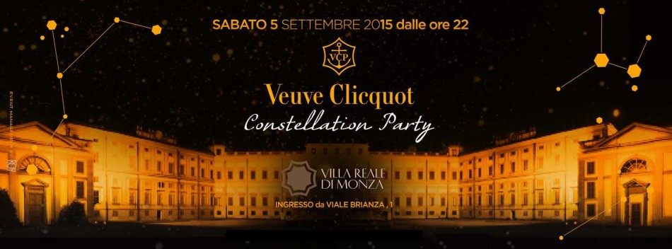 Veuve Clicquot Constellation Party