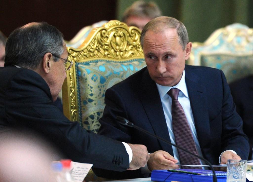 Vladimir Putin verso la Siria