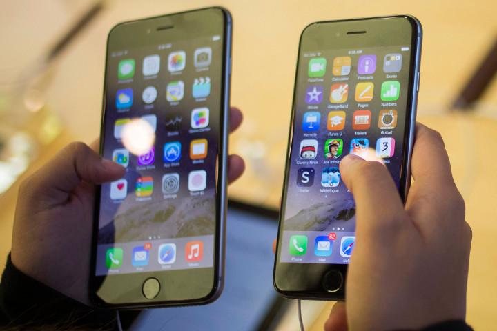 iPhone 6S e iPhone 6