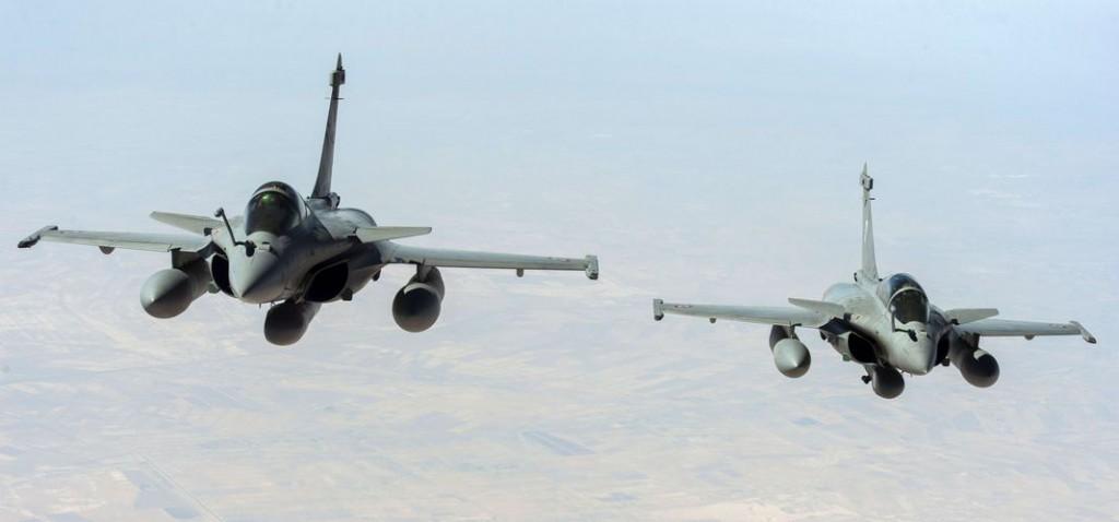 offensive aeree della Francia