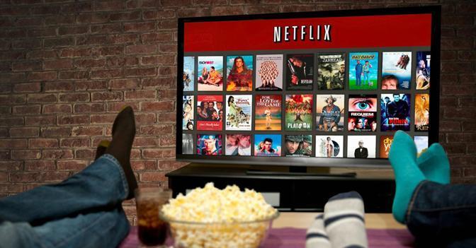 La piattaforma Netflix sbarca anche in Italia