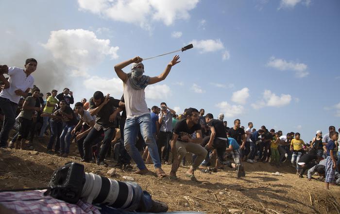Hamas lancia Intifada