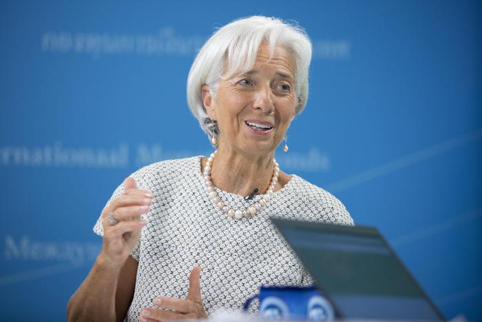 Christine Lagarde, presidente Fmi
