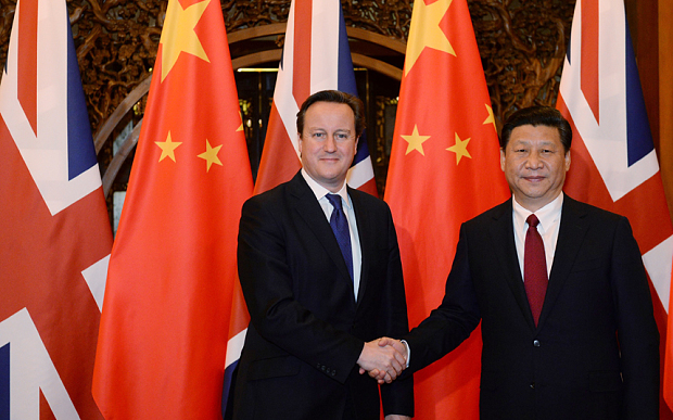 Cina firmerà accordo per costruire stabilimento nucleare