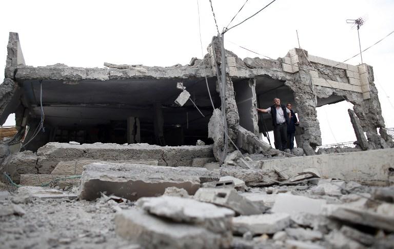 Case di attentatori demolite in Israele