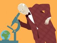 Il premio Nobel Angus Deaton