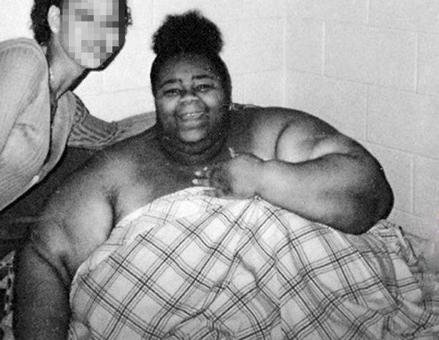 Catrina Raiford, la donna più grassa del mondo che ha perso 200 kg di peso