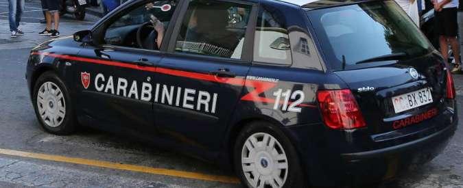 I carabinieri stanno indagando sul duplice omicidio di Roma