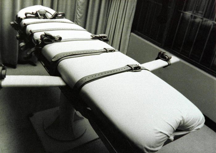 Virginia, pena di morte