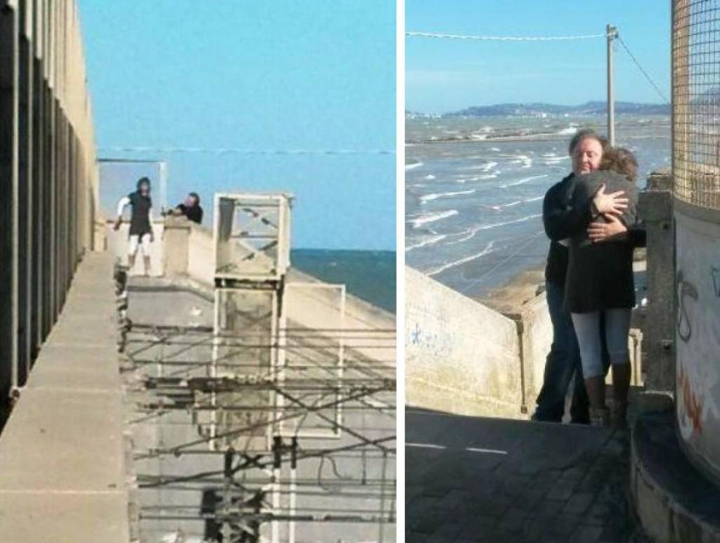 Il carabiniere Morresi è riuscito a convincere una donna a non suicidarsi