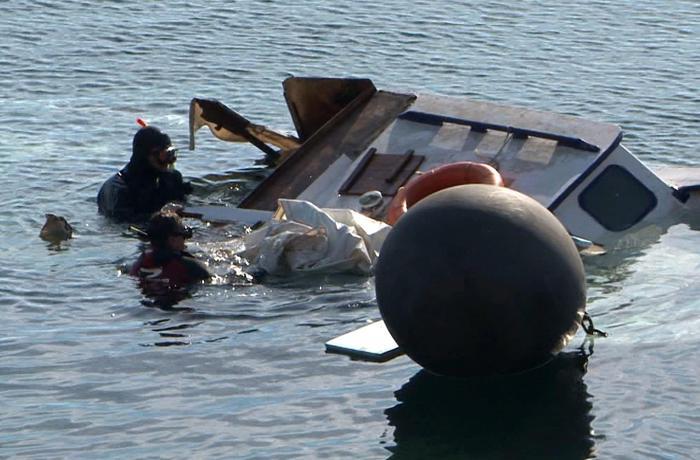 Migranti naufragio Grecia