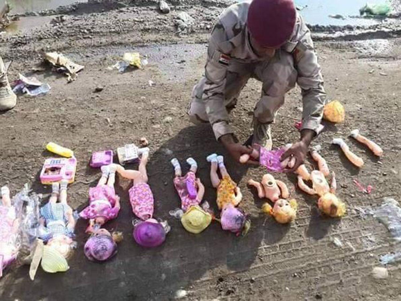 Isis usa bambole-bomba per uccidere i sciiti