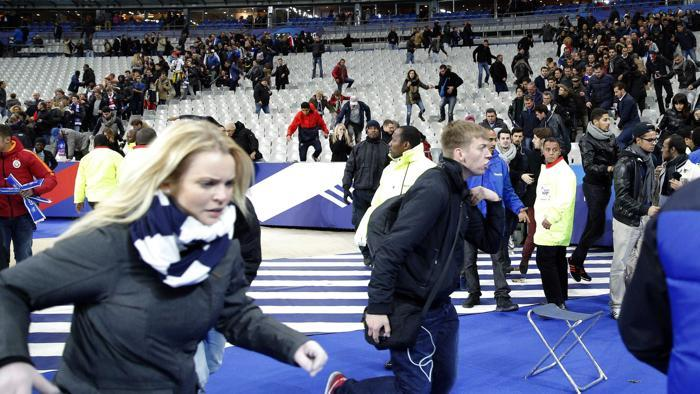 Kamikaze Stade de France