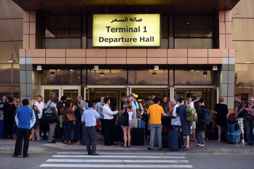 Aeroporto Sharm : Aeroporto di sharm el sheikh