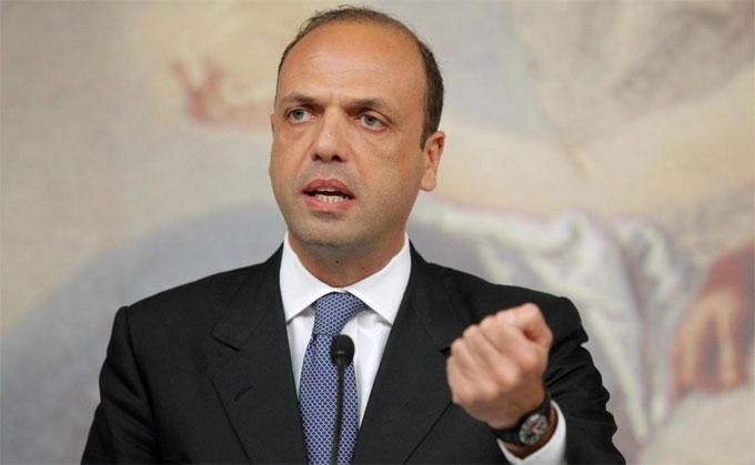 Alfano alza le misure di sicurezza in Italia