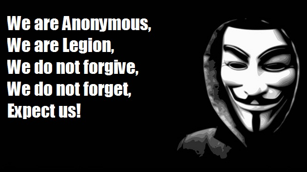Anonymous attacca Isis