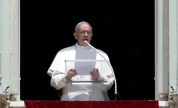 Appello di Papa Francesco in merito agli attentati
