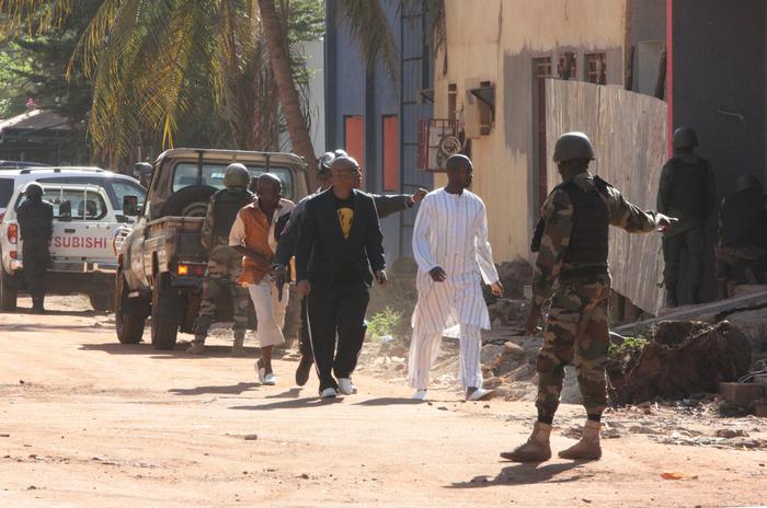 Attacco terroristico in Mali