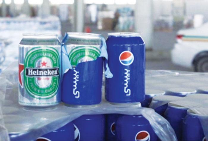 Birra travestita da Pepsi, maxisequestro di 48mila lattine